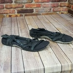 Morrell Aster sandals fits like a 10